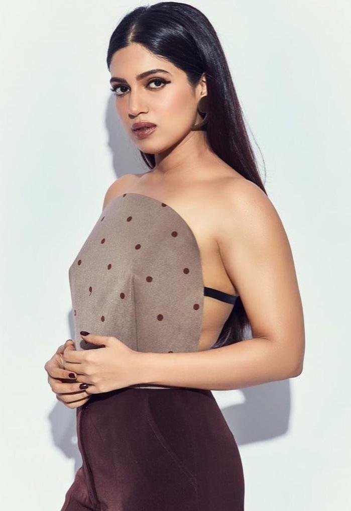 Bhumi Pednekar looks like a 'Chocolate' in her Latest Pic