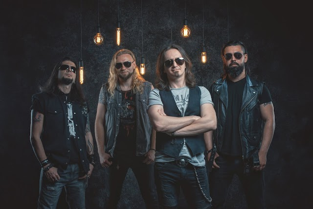 """""""Crossbones'Creed"""",hard rock band formed in Sochi, in the South of Russia, performing 3 tunes by the late release on American Road Radio"""