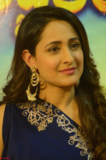 Pragya Jaiswal in beautiful Blue Gown Spicy Latest Pics February 2017 114.JPG