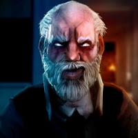 Evil Grandpa Erich Sann : The horror games Dumb Bot MOD PK