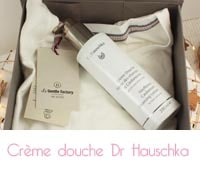 crème douche Dr Hauschka