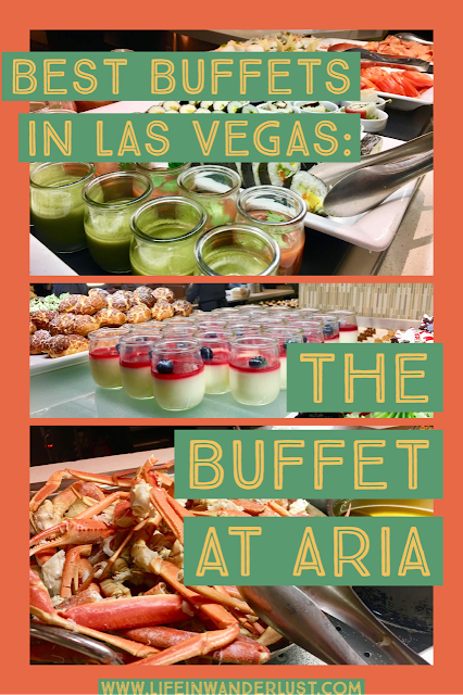 The Buffet at Aria Review