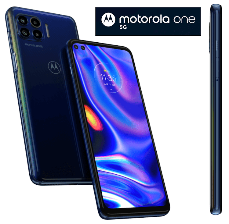 Motorola One 5G Announces With Dual Front Camera