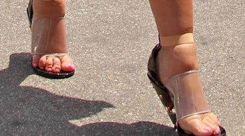 Sepatu Kesempitan