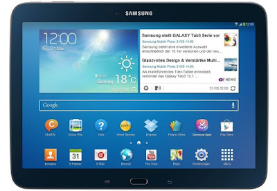 Flash Samsung Galaxy Tab 3 10.1 (GT-P5200)