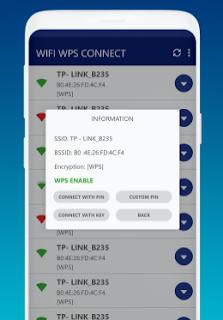 aplikasi untuk hack Wifi