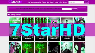 7Starhd-2020-Illegal-Piracy-HD-Movies-Download-Website