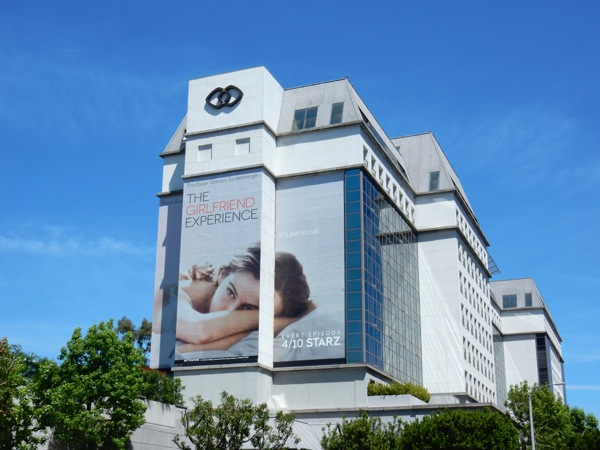 Girlfriend Experience giant season 1 billboard