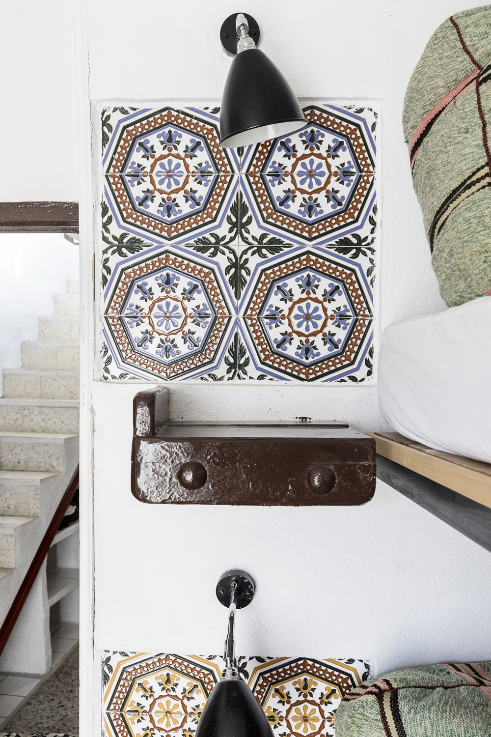 Canillas de Aceituno, Spain, holiday, rent, apartment, townhouse, rental, vacationhome, home, interior, spanish, style, interiorphotography, interior design, photographer, Frida Steiner, Visualaddict, visualaddictfrida, colorful interior, tiles, moroccan