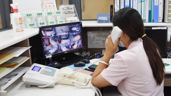 隔離病房不孤單 彰基醫院多管齊下用愛暖心