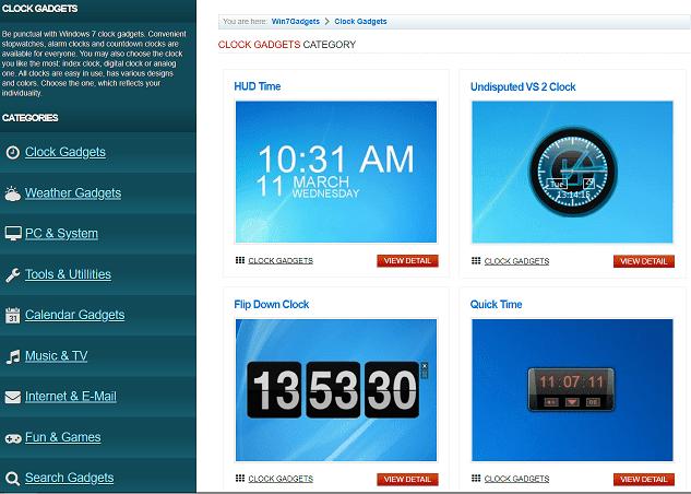 phần mềm treo đồng hồ, lịch trên desktop_3