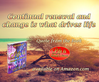 Continual renewal and change Quote by Steven REdhead