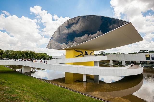 Ponto Turístico Museo Curitiba