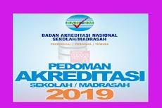 Pedoman Akreditasi Sekolah Madrasah Terbaru Tahun 2019