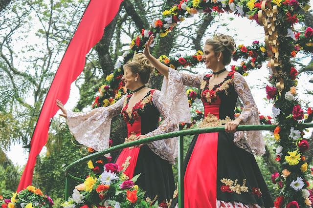 As soberanas da Oktoberfest
