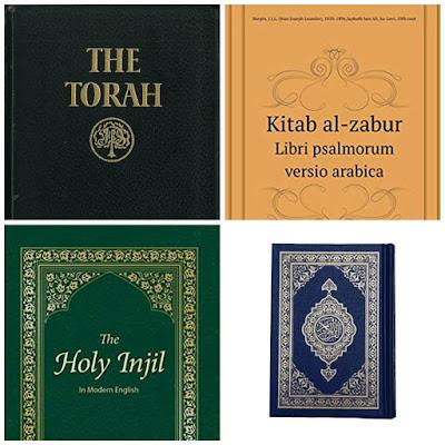 4 Kitab Allah Yang Wajib Diimani Oleh Umat Islam