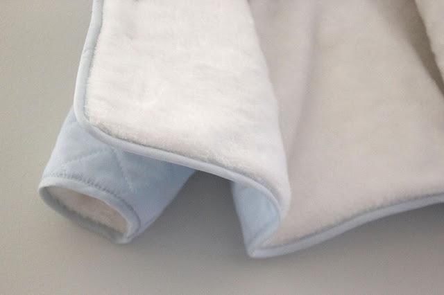 diy tutorial patrones gratis abrigo bebe ropa costura. blog diy