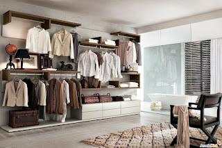 Diseño de walk in closet