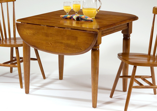 Gateleg Tables Similar With The Drop Leaf Type Of A Table Good Thing About This Is That Really Perfect For Only 2 Person Normally Dining Together