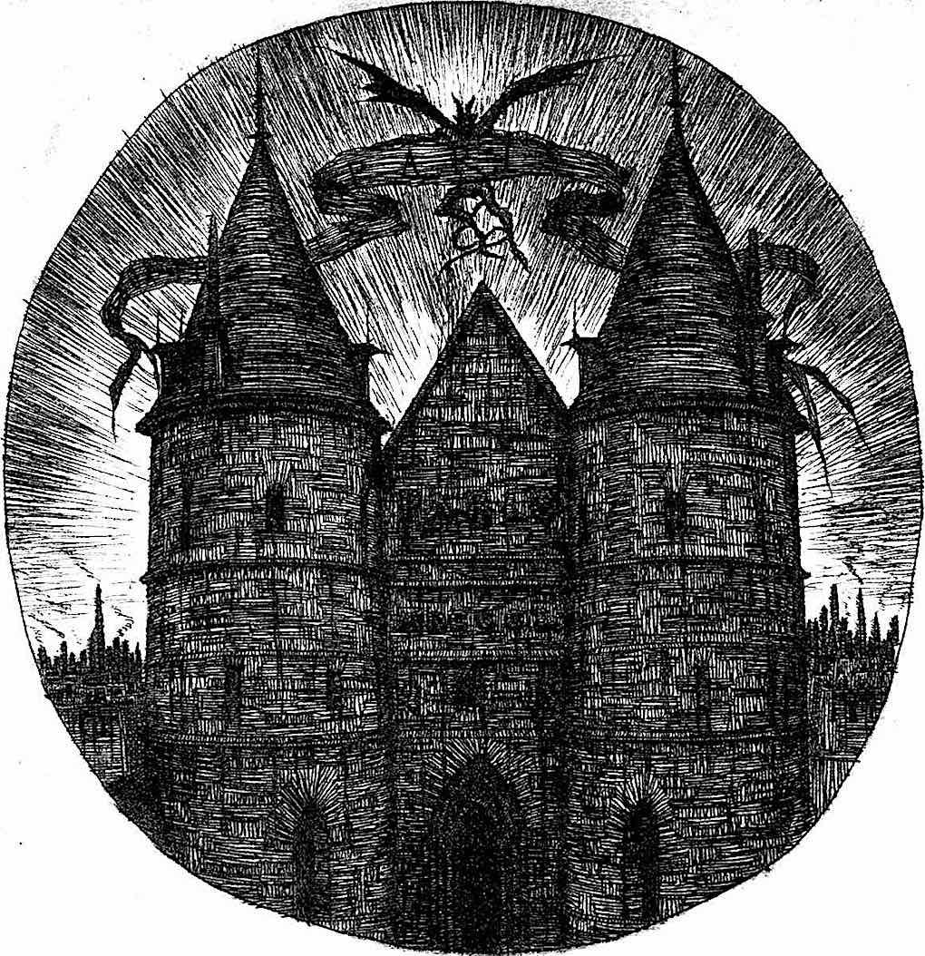 Charles Meryon 1858