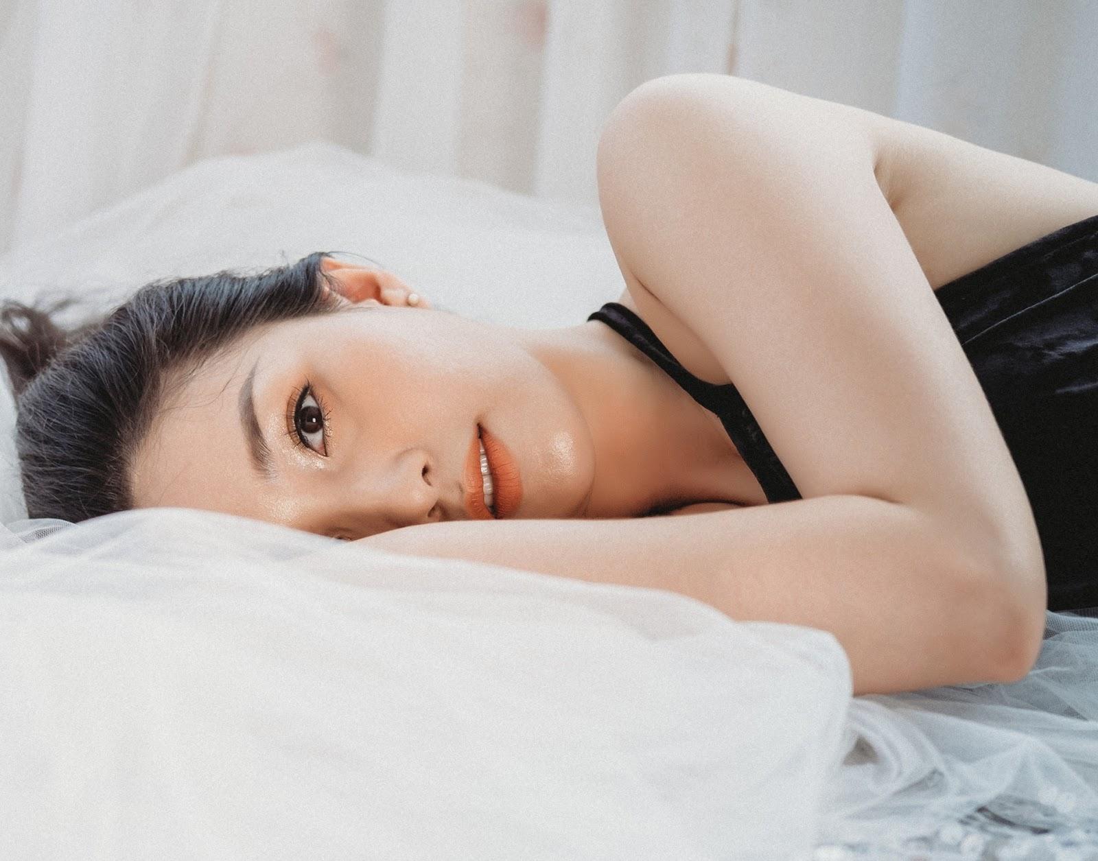 Rumah Dosen - Posisi tidur bagi ibu hamil