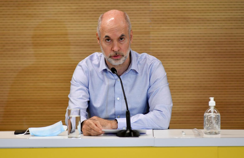 Rodríguez Larreta rechaza críticas de Alberto Fernández y lo hace responsable por falta de vacunas para docentes