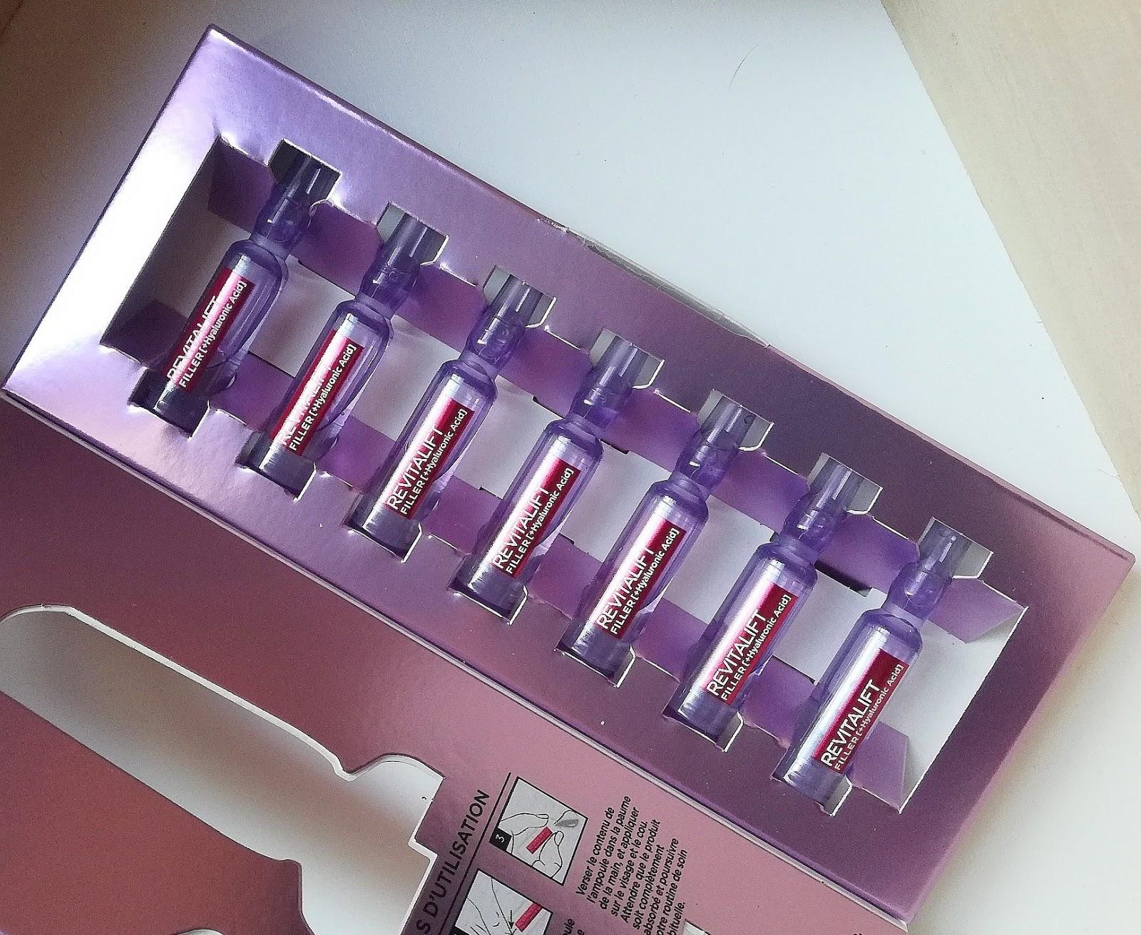 Revitalift Filler HYALURO CURE de L'Oréal