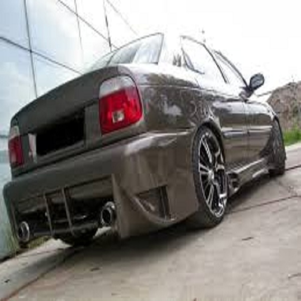 Modifikasi Mobil Sedan Civic Lama Klasik Mazda Soluna