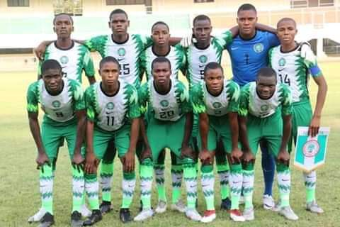 Golden Eaglets of Nigeria beat Burkina Faso to reach WAFU Tournament final, pick AFCON 2021 ticket