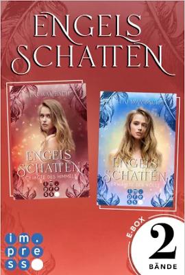 Neuerscheinungen im November 2019 #1 - Engelsschatten: Alle Bänder der magisch-romantischen Engelsschatten-Dilogie in einer E-Box von Leni Wambach