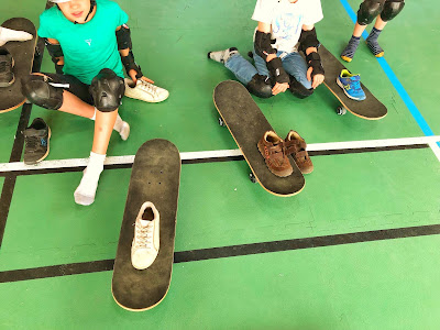 skate skateboard longboard cours club association moniteur evry essonne