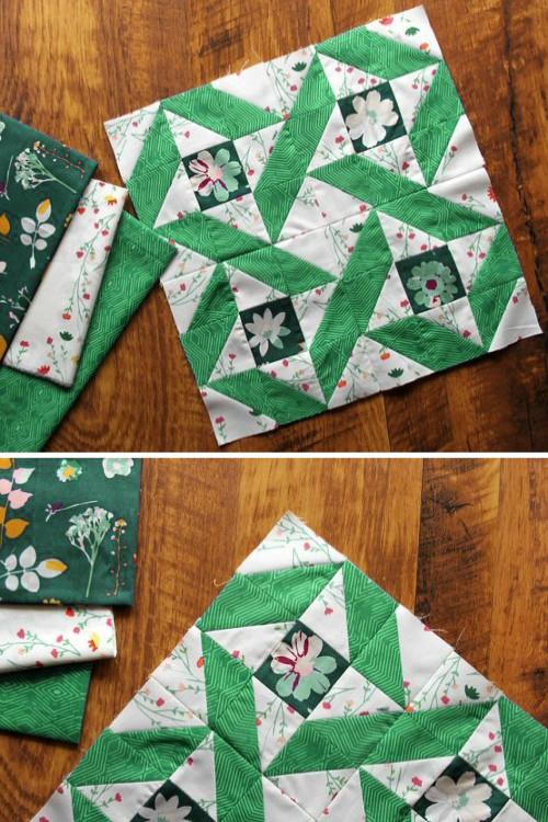 Circle of Friends - Free Quilt Pattern