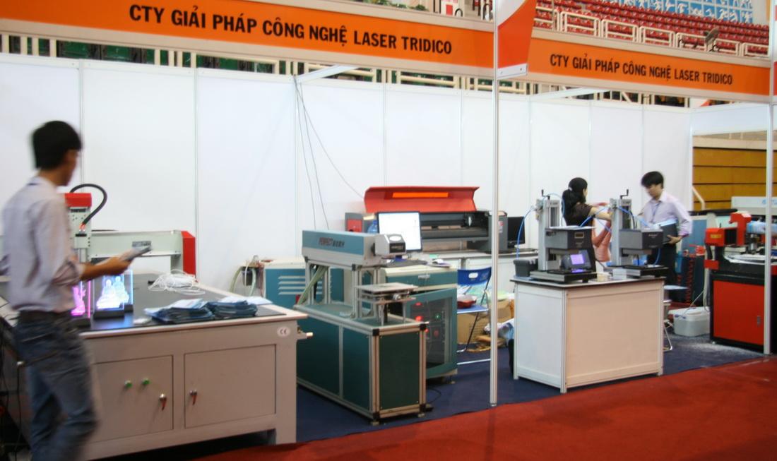 công ty giải pháp công nghệ laser tridico