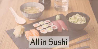 all in sushi