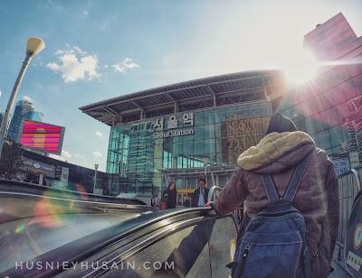 Day 4 South Korea | Journey to Busan From Seoul By Train Mugunghwa