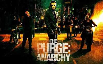 The Purge Anarchy 2014 Dual Audio Hindi English Download