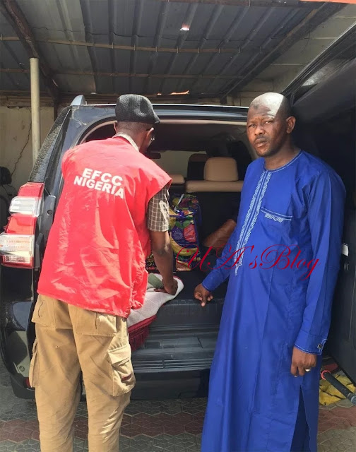 EFCC arrests Zamfara SSG's brother with N60m cash