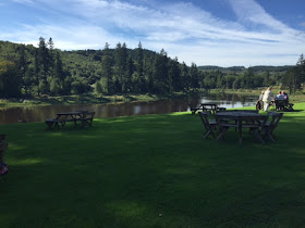 Cragside lake view