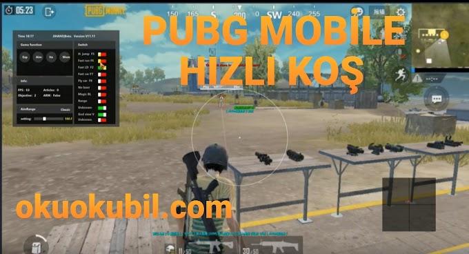 Pubg Mobile 0.15.5 HIZLI KOŞ Magiç Bullet Emulator Hilesi Türkçe 01 Aralık 2019