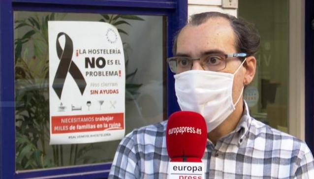 Los hosteleros valencianos estudian recurrir su cierre tras el auto en el País Vasco