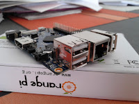Placa Orange Pi PC