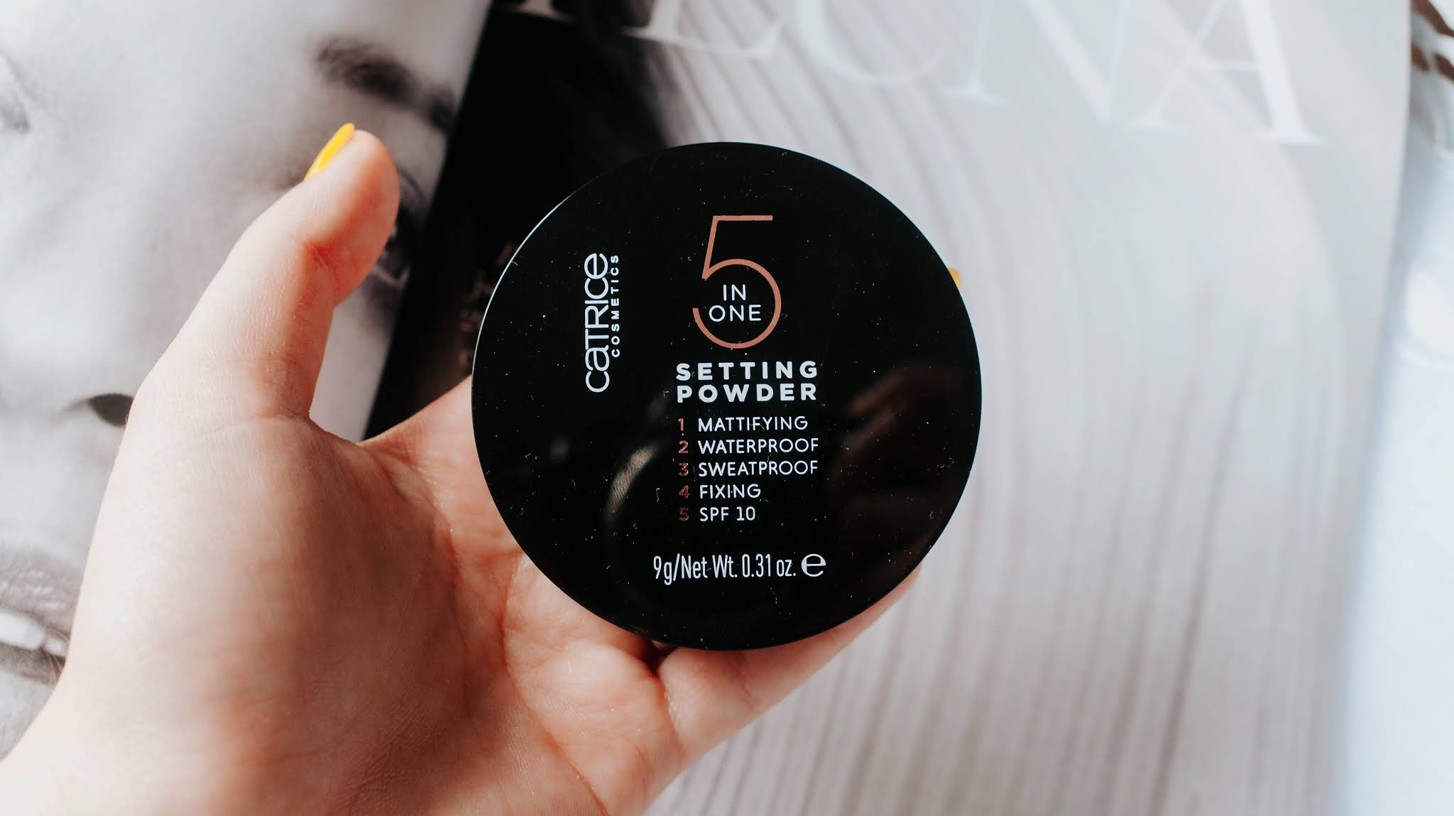 Catrice Setting powder 5 in 1