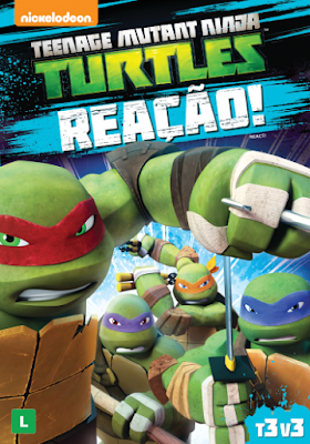 Teenage Mutant Ninja Turtle : Reação