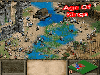 تحميل لعبة Age Of Kings للاندرويد برابط مباشر