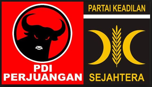 Di Kota ini, PKS Tumbangkan Partai Moncong Putih PDI P
