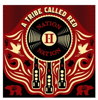 a tribe called Red, halucci indigenous, canada, building bridges with tribal and urban music