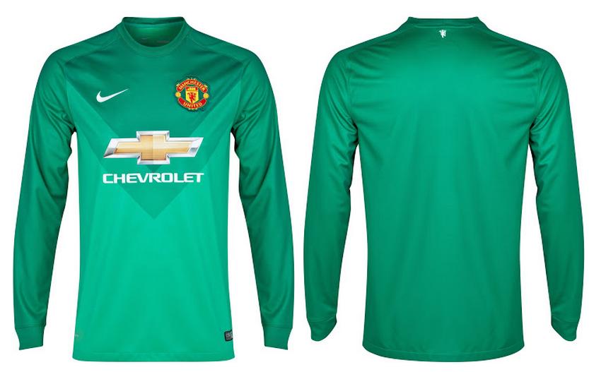 Comprar camisetas barata para futbol-camisetas.com: Camiseta Manchester United 2014-2015 ...