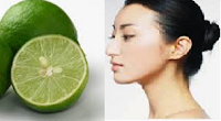 jeruk nipis memutihkan kulit secara alami