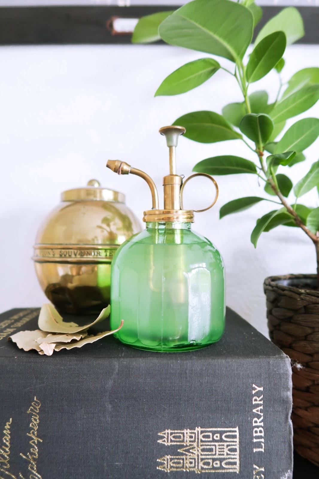 Vintage atomiser plant mister