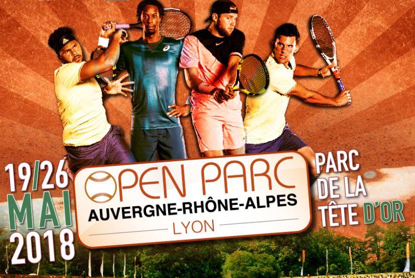 Open Parc Lyon 2018